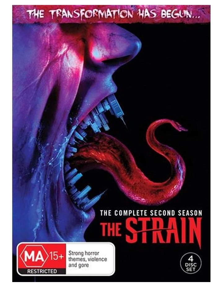 The Strain - Season 2 DVD image 1