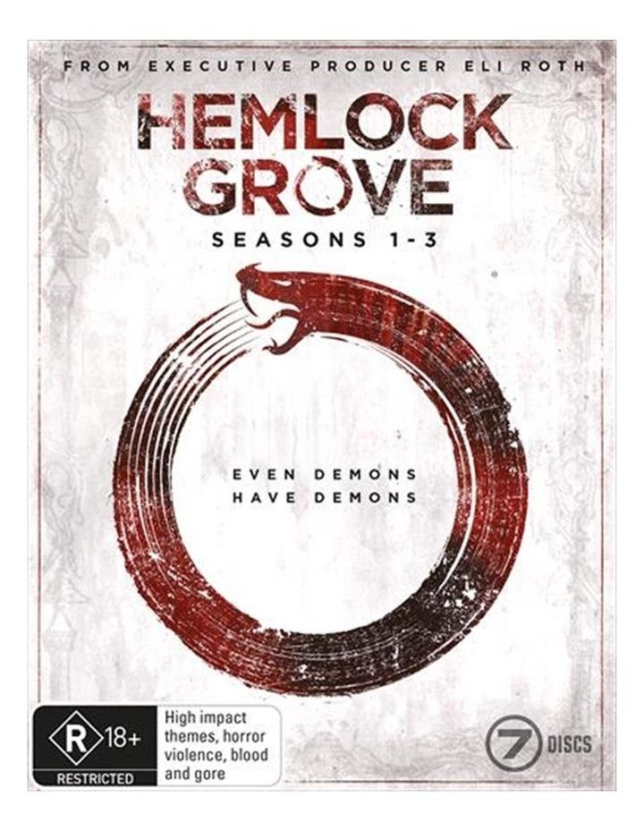 Hemlock Grove - Season 1-3 Boxset Blu-ray image 1