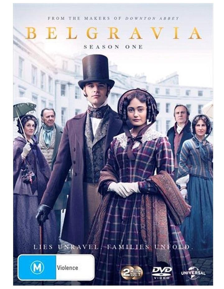 Belgravia - Season 1 DVD image 1