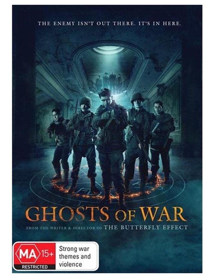Ghosts Of War DVD image 1