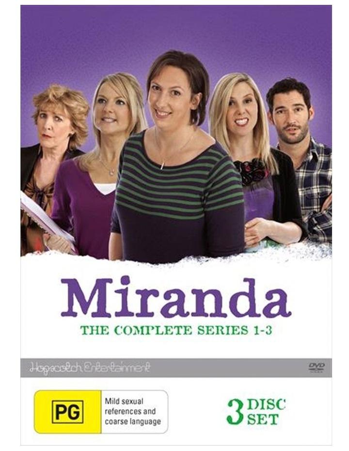 Miranda - Series 1-3 Boxset DVD image 1