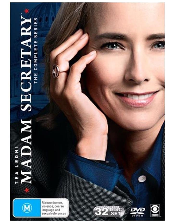 Madam Secretary - Season 1-6 Complete Series DVD image 1