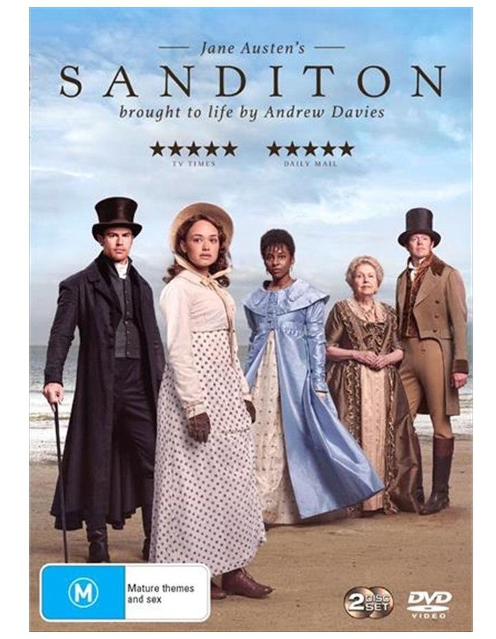 Sanditon - Season 1 DVD image 1