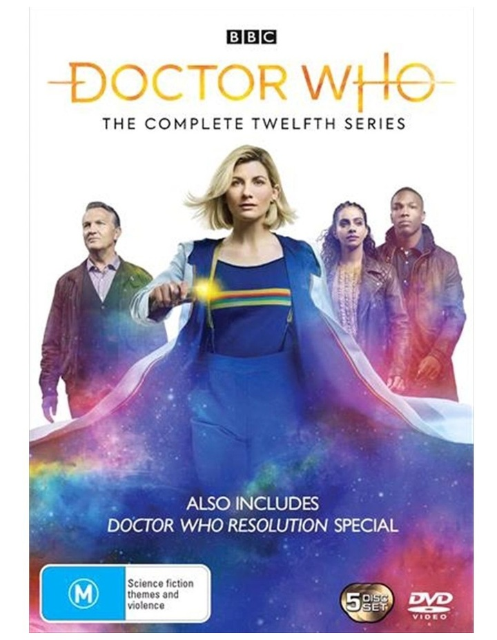 Doctor Who - Series 12 DVD image 1
