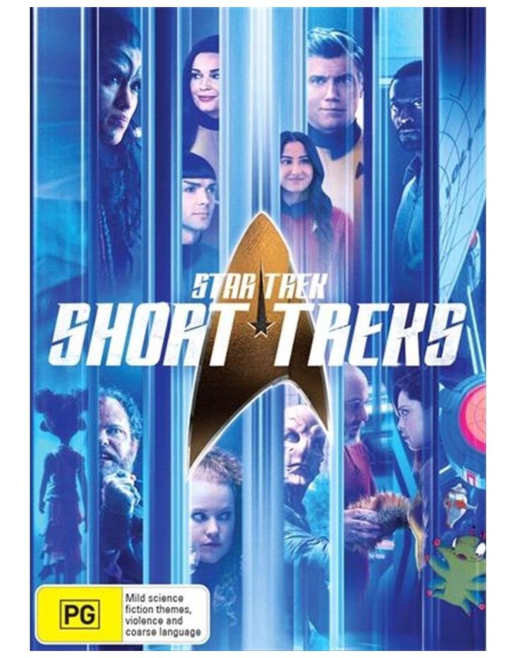 Star Trek - Short Treks DVD image 1