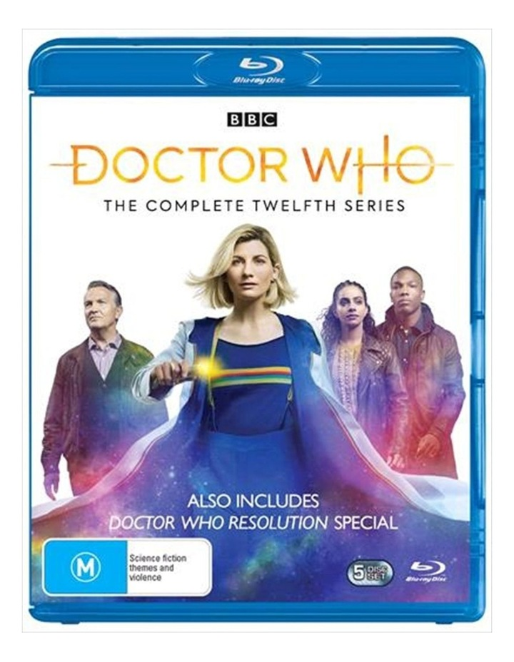 Doctor Who - Series 12 Blu-ray image 1