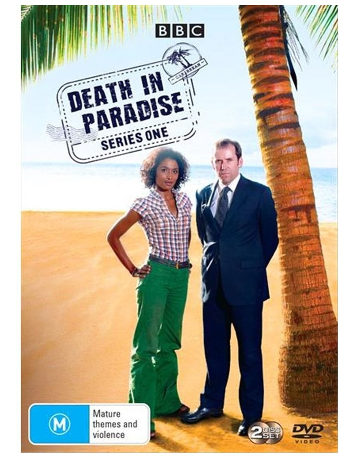 Death In Paradise DVD image 1