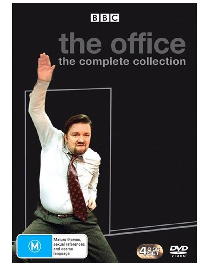 The Office (UK) - Series 1-3 Complete DVD image 1