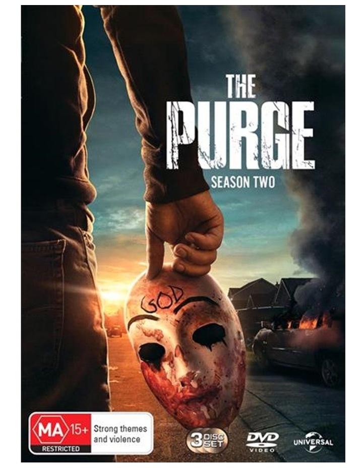 The Purge - Season 2 DVD image 1