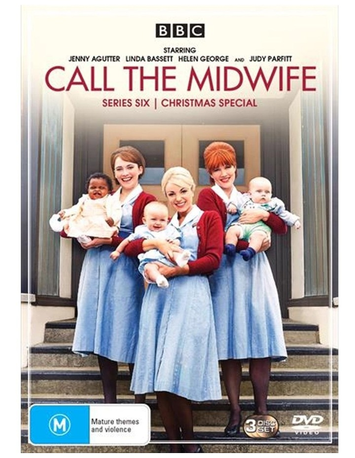 Call The Midwife - Series 6 DVD image 1
