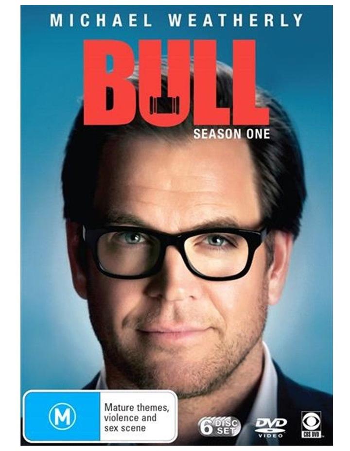 Bull - Season 1 DVD image 1