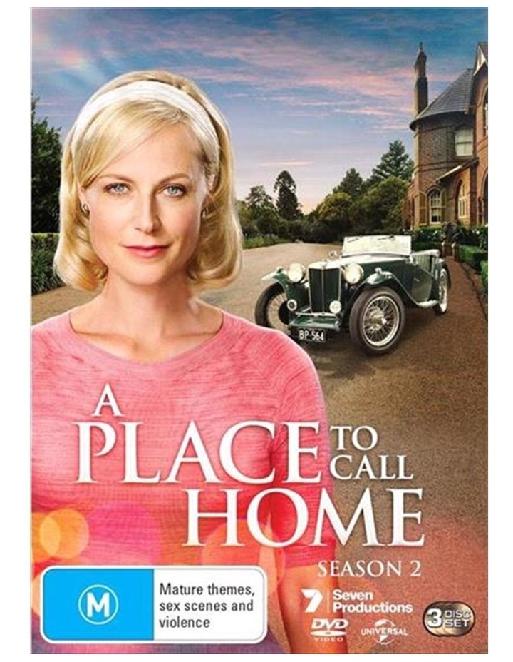 A Place To Call Home - Season 2 - Revised Edition DVD image 1