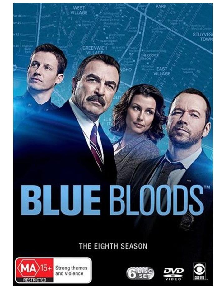 Blue Bloods - Season 8 DVD image 1