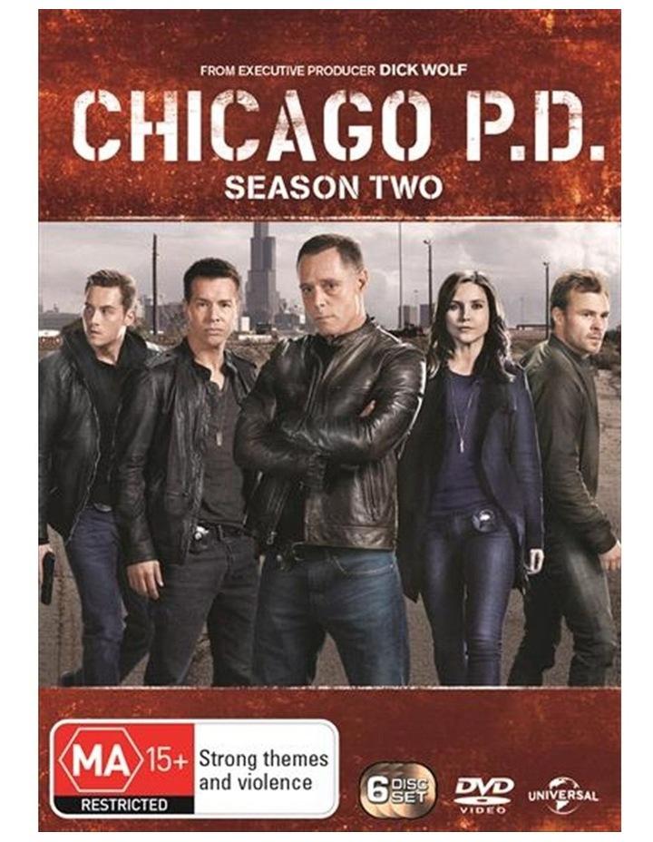 Chicago P.D. - Season 2 DVD image 1