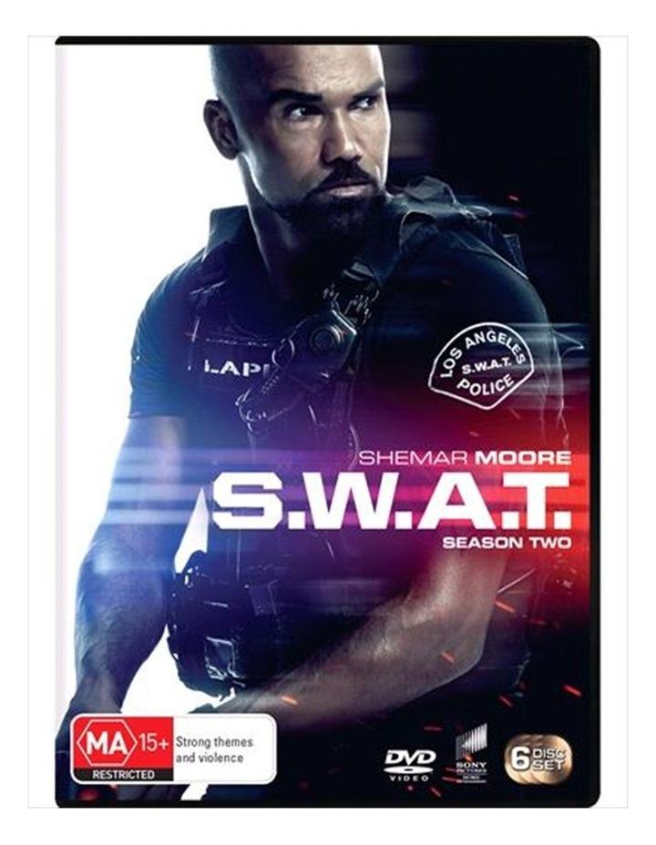 S.W.A.T. - Season 2 DVD image 1