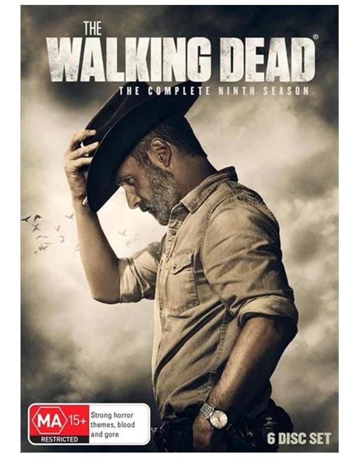 The Walking Dead - Season 9 DVD image 1