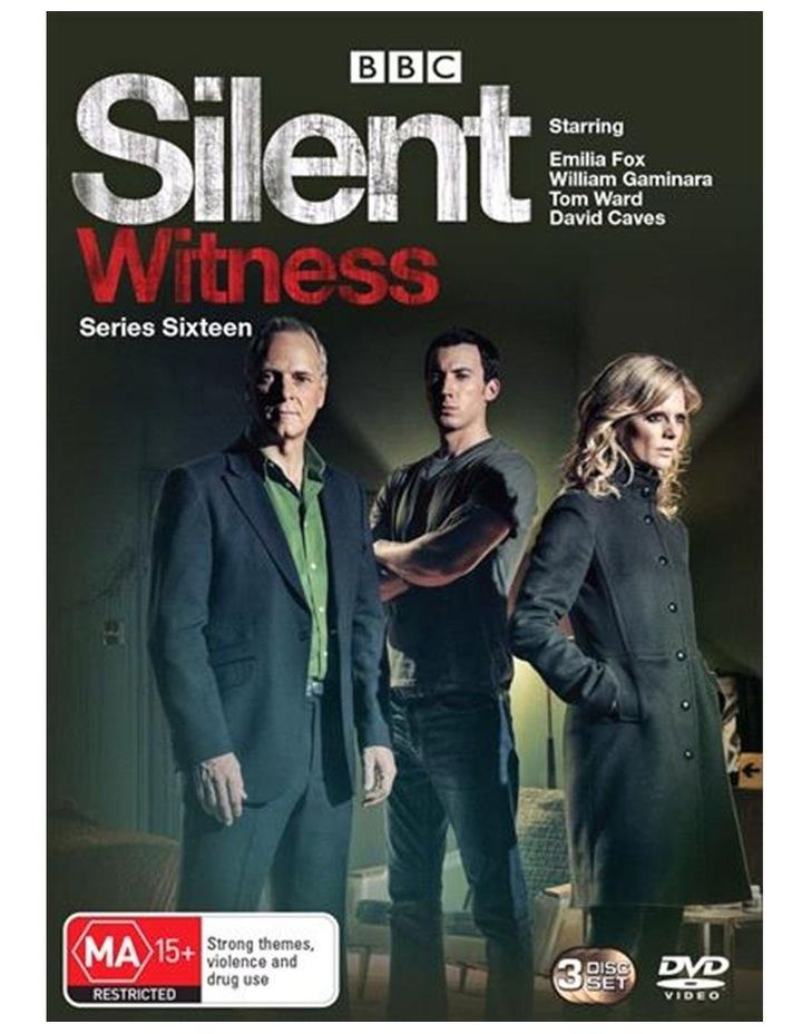 Silent Witness - Series 16 DVD image 1