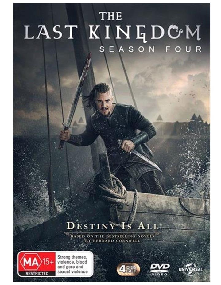 The Last Kingdom - Season 4 DVD image 1