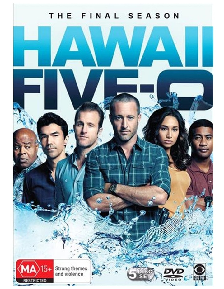 Hawaii 5-O - Season 10 DVD image 1