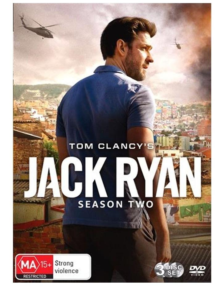 Tom Clancy's Jack Ryan - Season 2 DVD image 1