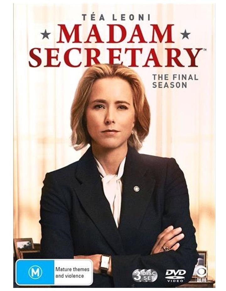 Madam Secretary - Season 6 DVD image 1