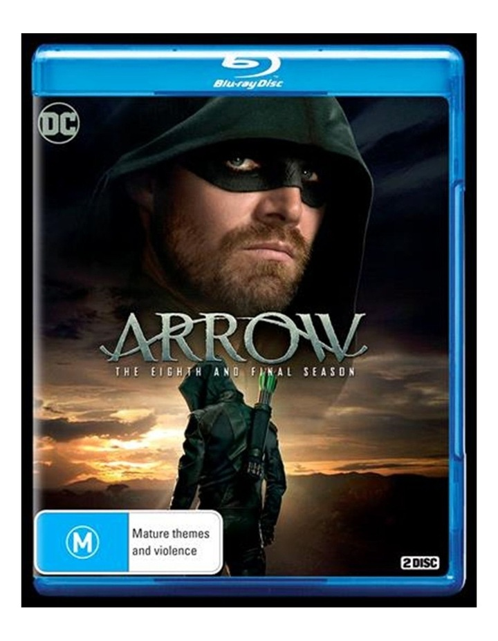 Arrow - Season 8 Blu-ray image 1
