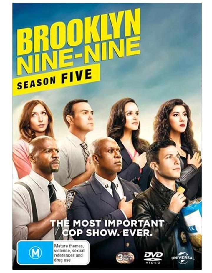 Brooklyn Nine-Nine - Season 5 DVD image 1
