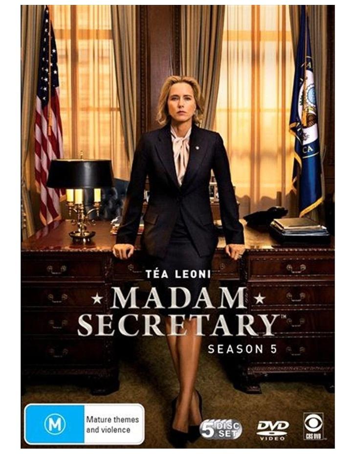 Madam Secretary - Season 5 DVD image 1