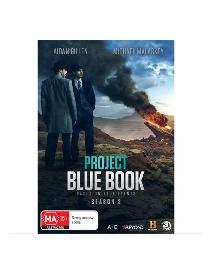 Project Blue Book - Season 2 DVD image 1