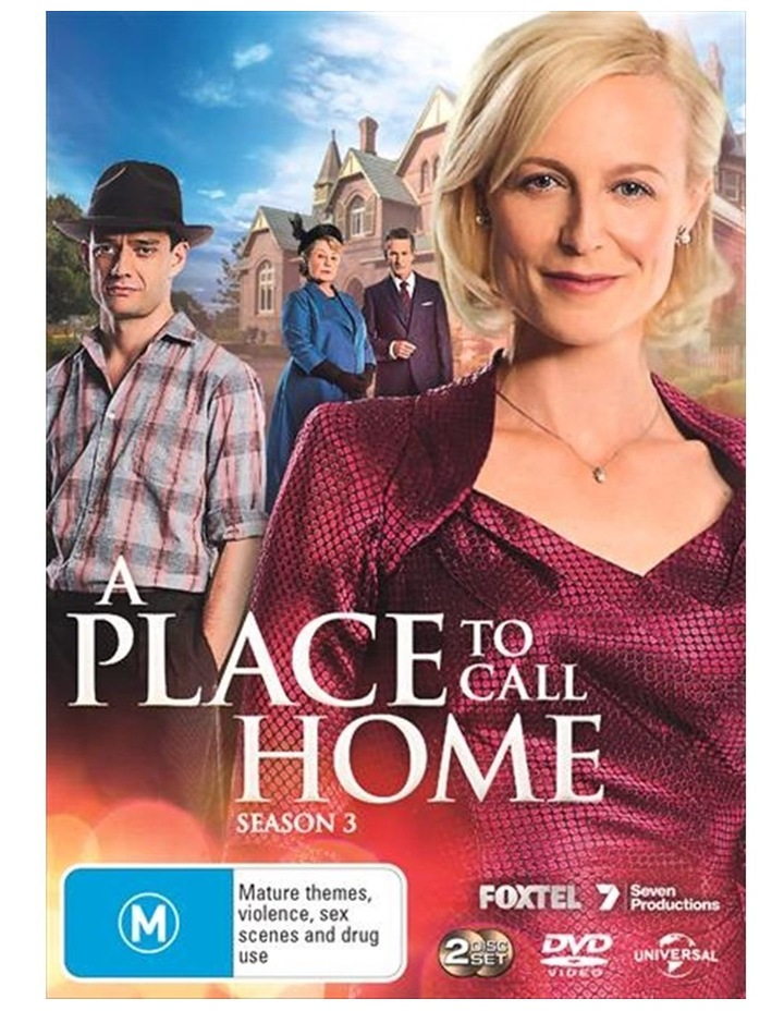 A Place To Call Home - Season 3 DVD image 1