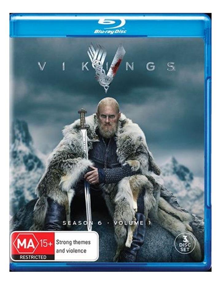 Vikings - Season 6 - Part 1 Blu-ray image 1