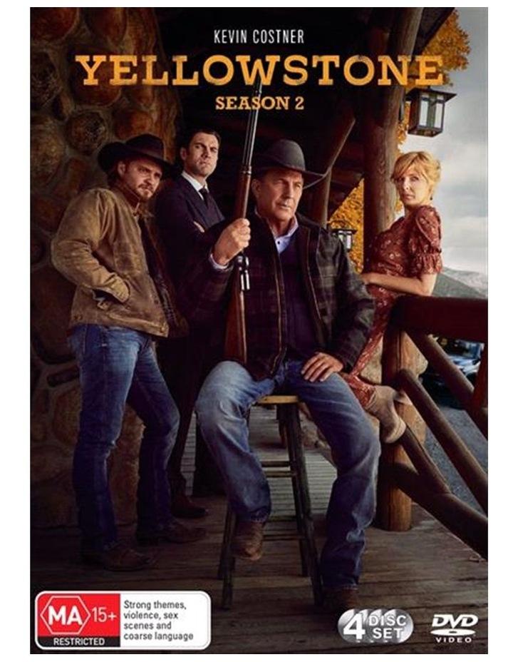 Yellowstone - Season 2 DVD image 1