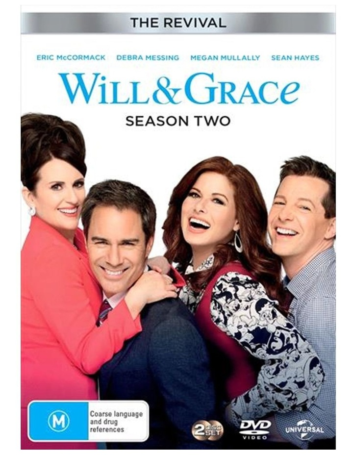 Will And Grace - The Revival - Season 1 DVD image 1