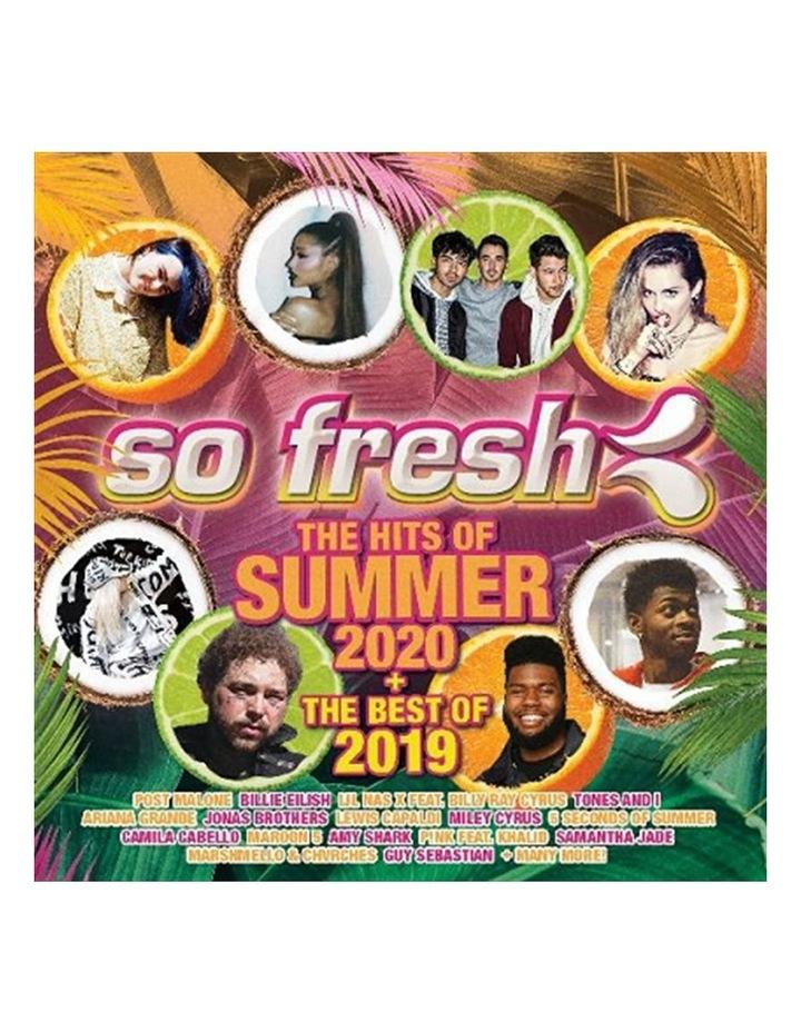 Various: So Fresh - Summer 2020 / Best Of 2019 CD image 1
