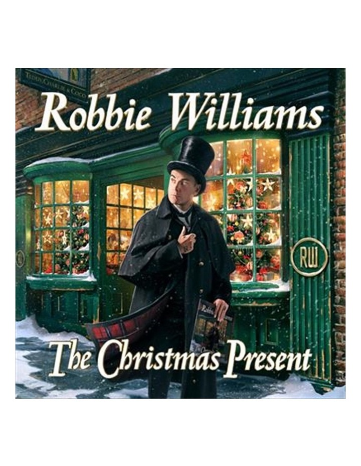 Robbie Williams: Christmas Present CD image 1