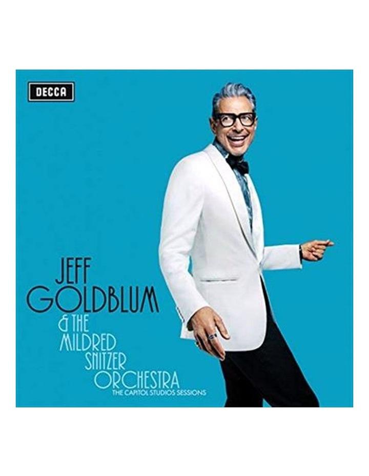 Jeff Goldblum - Capitol Studio Sessions CD image 1