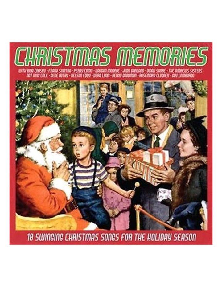Various - Christmas Memories CD image 1