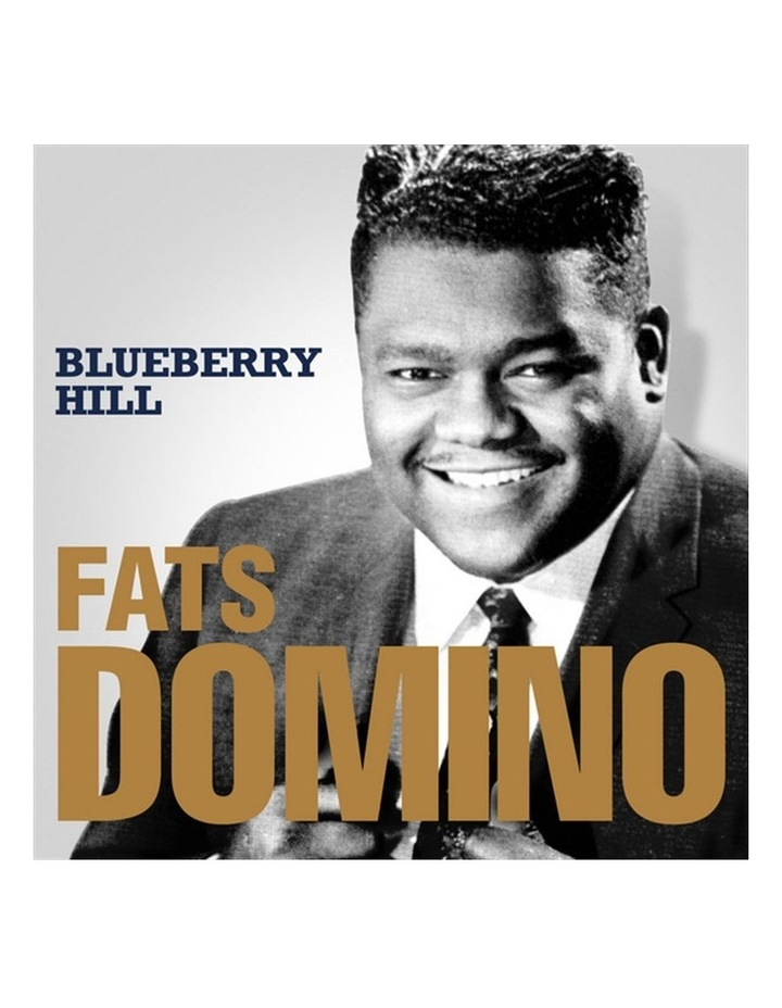 Fats Domino - Blueberry Hill CD image 1