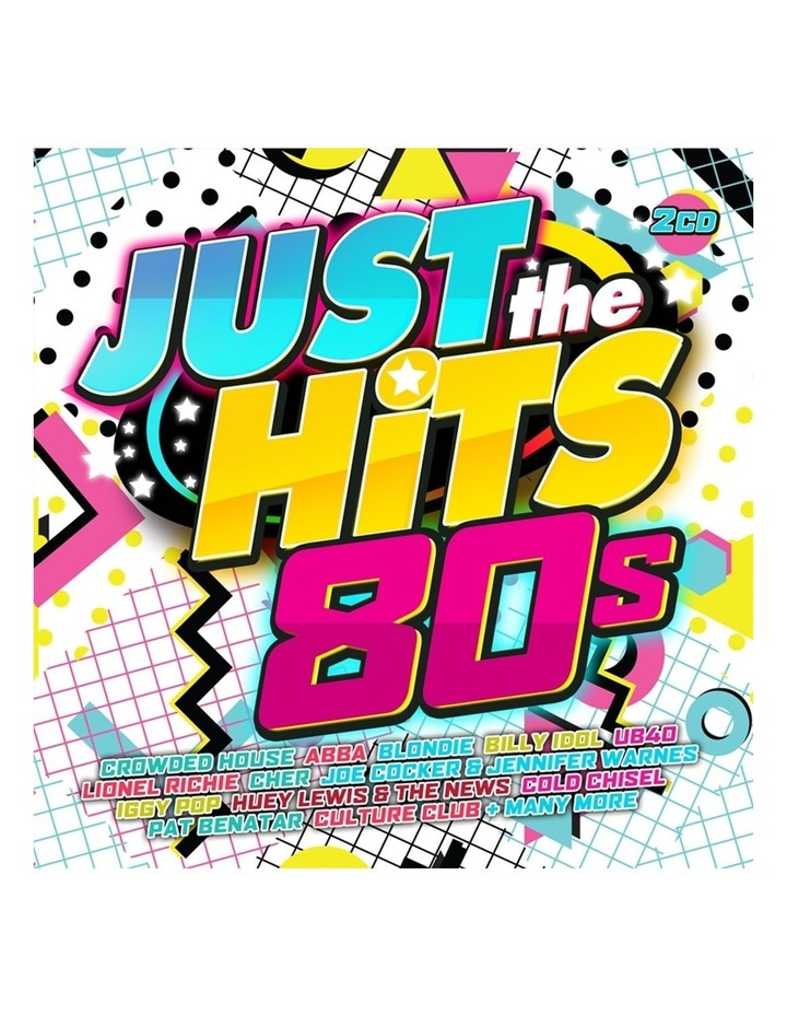 Various - Just The Hits - 80s CD image 1