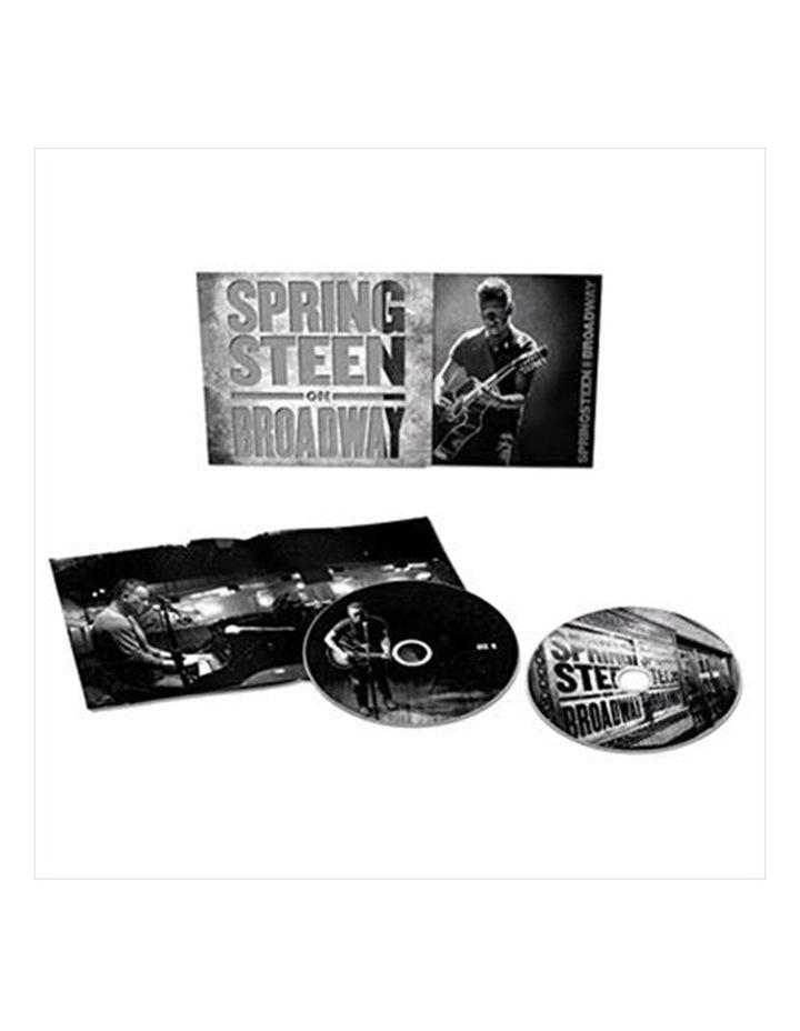 Bruce Springsteen - Springsteen On Broadway CD image 1