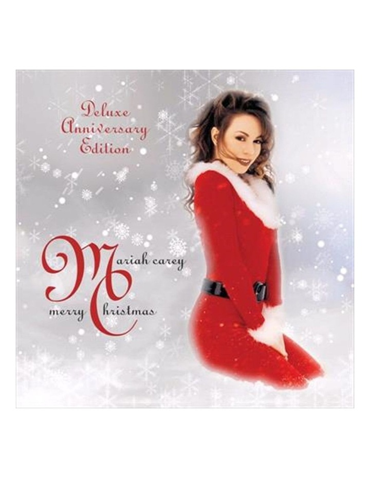 Mariah Carey: Merry Christmas - Deluxe Anniversary Edition CD image 1