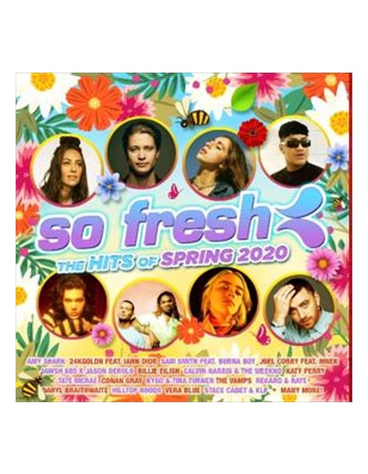 Various - So Fresh - Hits Of Spring 2020 CD image 1