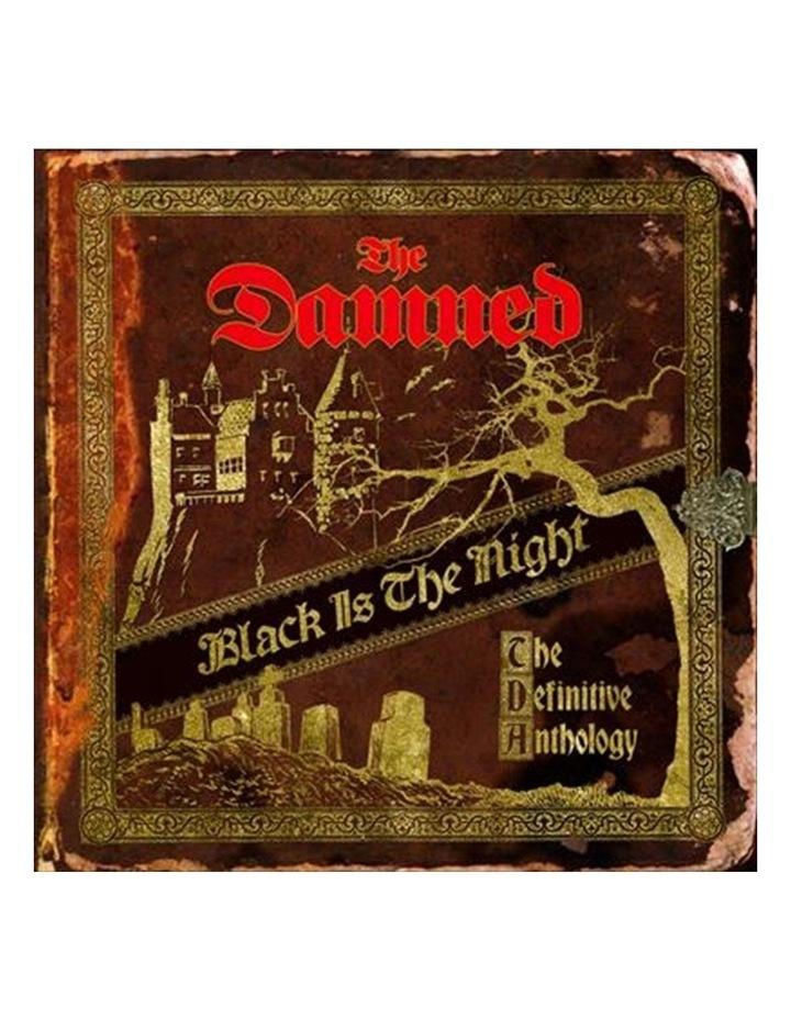 The Damned - Black Is The Night - Definitive Anthology Vinyl image 1
