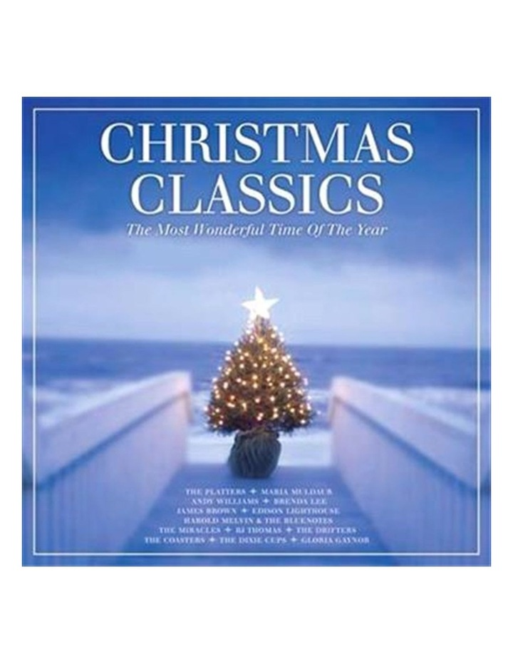 Various Artists - Christmas Classics - The Most Wonderful Time Of The Year CD image 1