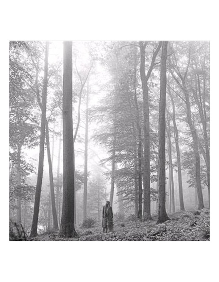 Taylor Swift: folklore - In The Trees Edition CD image 1