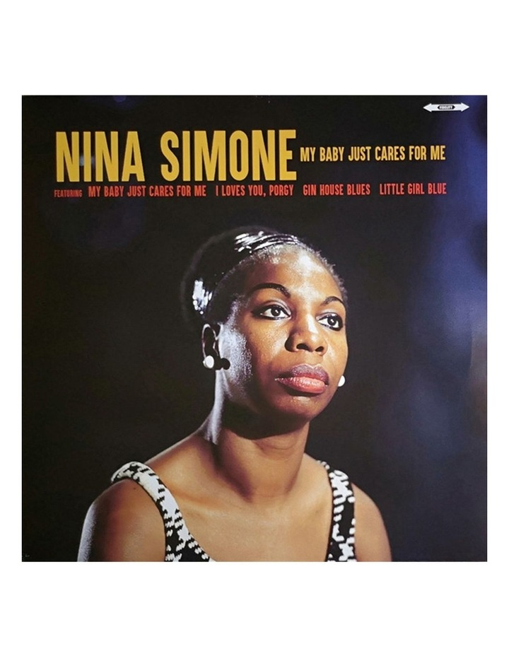 Nina Simone - My Baby Just Cares For Me Vinyl image 1