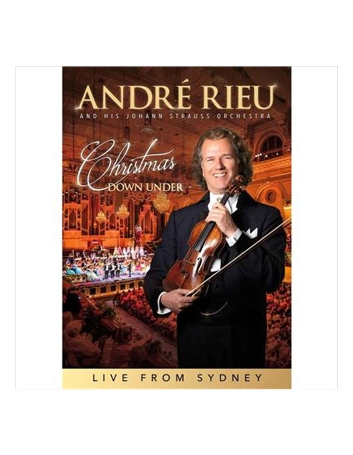 Christmas Down Under - Live DVD image 1