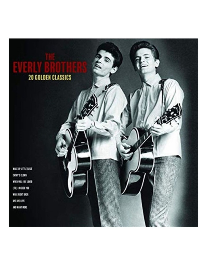 Everly Brothers - 20 Golden Classics Vinyl image 1