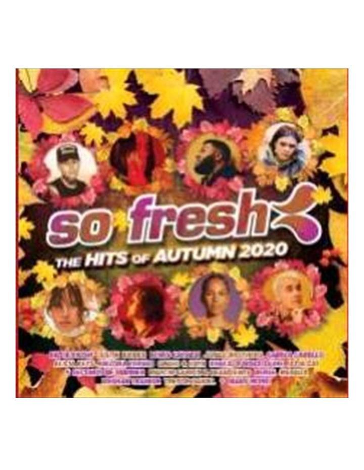 Various: So Fresh - Hits Of Autumn 2020 CD image 1