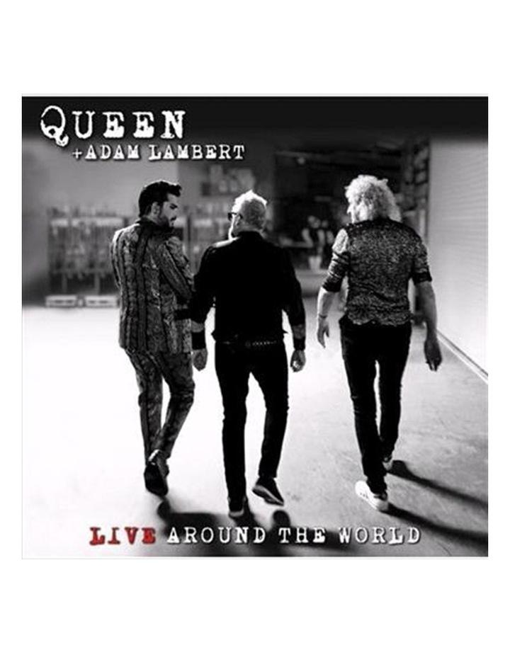 Queen And Adam Lambert: Live Around The World CD image 1